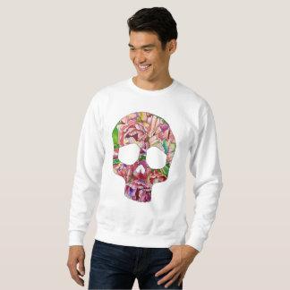 Spring skull sweatshirt