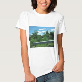 SPRING sky USA NewJersey CherryHill Nature Green 1 Tshirt