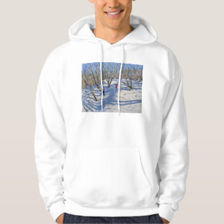 Spring Snow Newhaven Derbyshire 2008 Hoodie