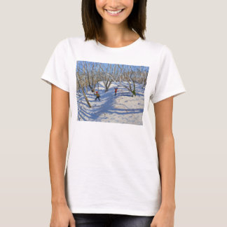 Spring Snow Newhaven Derbyshire 2008 T-Shirt