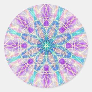 Spring Solstice Round Sticker