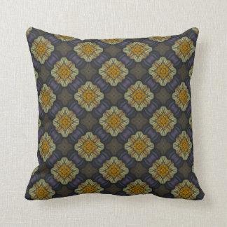 Spring Somewhere Pattern Throw Pillow