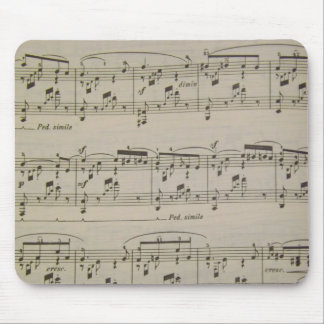 Spring Song Mouse Pad
