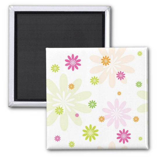 Spring Square Magnet