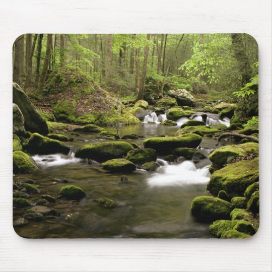 Spring Stream Mouse Mat