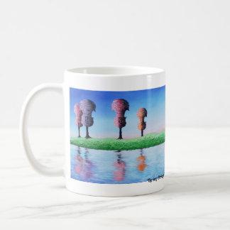 Spring Strings Coffee Mug