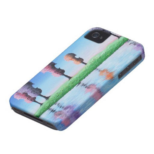 Spring Strings iPhone 4 Case-Mate Case