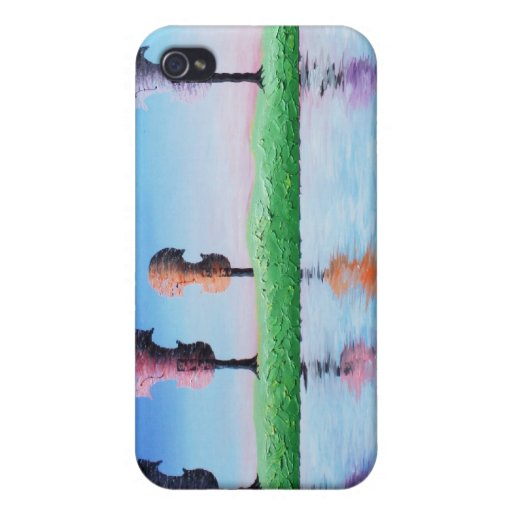 Spring Strings iPhone 4 Speck Case iPhone 4/4S Cases