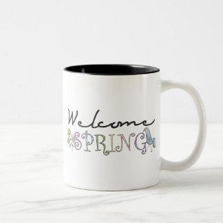 Spring Stuff · Welcome Spring Mug