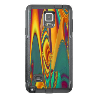 Spring Summer Autumn Flowers Magic OtterBox Samsung Note 4 Case