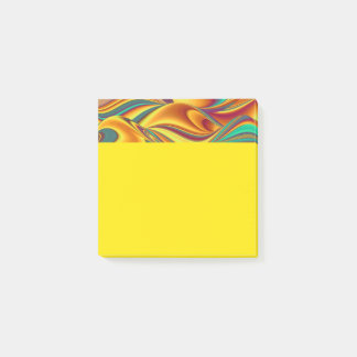 Spring Summer Autumn Flowers Magic Post-it Notes