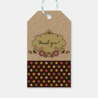 Spring Thank You Label
