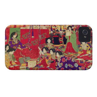 Spring the interest poetry party Case-Mate iPhone 4 cases