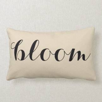 Spring Throw Pillow - Bloom
