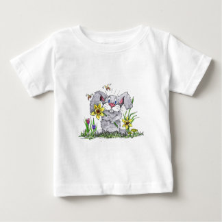 Spring time bunny t shirt