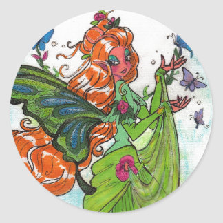 SPRING TIME FAIRY Sticker