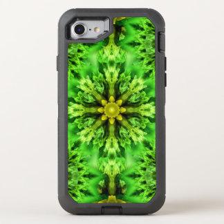 Spring Time Mandala OtterBox Defender iPhone 8/7 Case