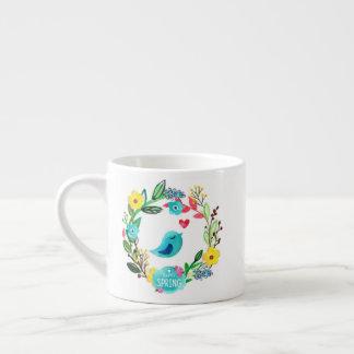 Spring Time Mug! Espresso Cup