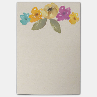 Spring Time Note Pad Post-it® Notes
