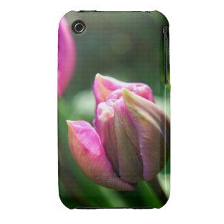 Spring Tulip Flower iPhone 3 Case-Mate Cases