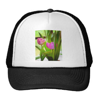 Spring Tulips Hats