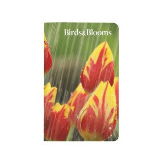 Spring Tulips Journal