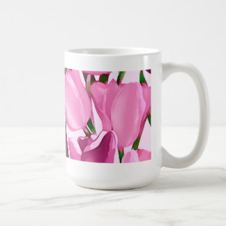 Spring Tulips Mother s Day Gift Mug