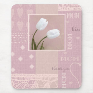Spring Tulips Mother's Day Gift Mousepads