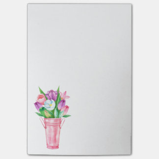 Spring Tulips Post-it® Notes