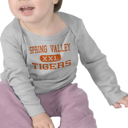 Spring Valley - Tigers - High - Spring Valley Shirts