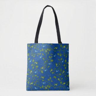 Spring Vines Tote Bag