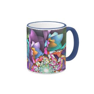 Spring weather ringer mug