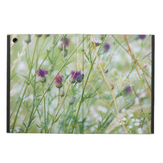 Spring wild flowers case for iPad air