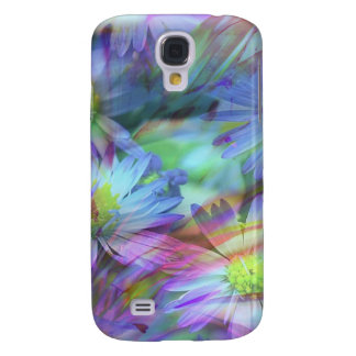 Spring Wildflowers Galaxy S4 Cases