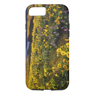 Spring wildflowers in abundance at the Tom iPhone 8/7 Case