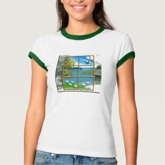 Spring window shirts