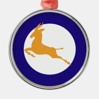 Springbok Christmas Ornament