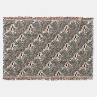 Springbok Throw Blanket