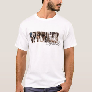 Springer Spaniel Eyes T-Shirt