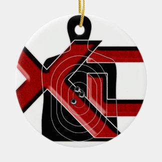 Springfield Armory XD Christmas Ornament