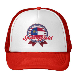 Springfield, GA Trucker Hats