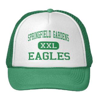 Springfield Gardens - Eagles - Springfield Gardens Mesh Hat