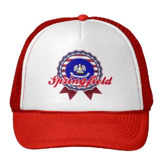 Springfield, LA Mesh Hat