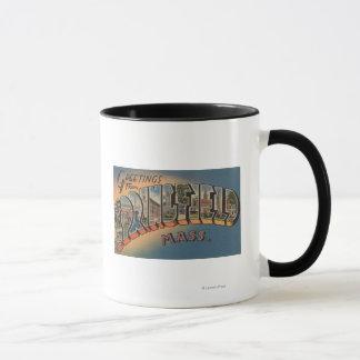 Springfield, Massachusetts - Large Letter 2 Mug