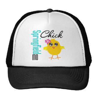Springfield MO Chick Hat
