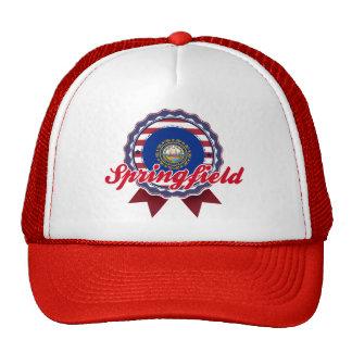 Springfield, NH Trucker Hat