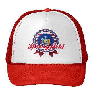 Springfield, NY Trucker Hat