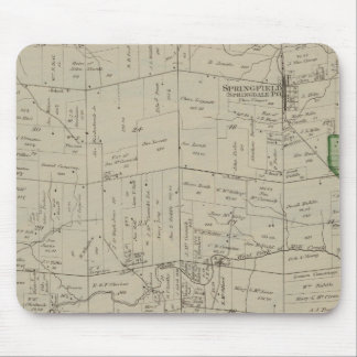 Springfield, Ohio Mouse Mat