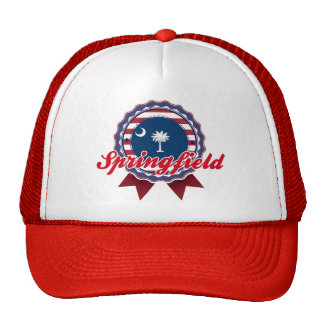 Springfield, SC Trucker Hats