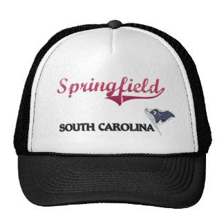 Springfield South Carolina City Classic Mesh Hat